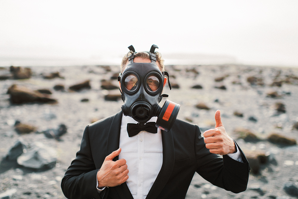 """""""Let's not let fear cloud our gaze"""" – Coronavirus situation and your wedding plans."""